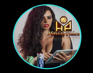 Holiday Palace casino web site